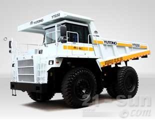 宇通重工YTG50刚性自卸卡车