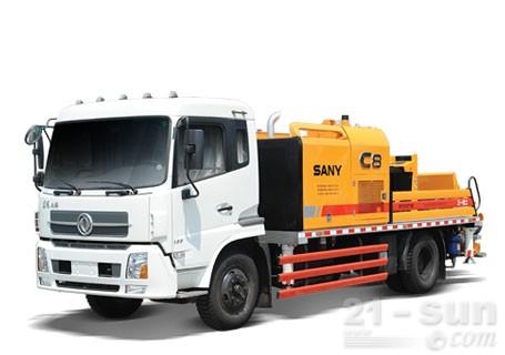 三一SY5128THB-10020C-8D车载泵C8系列
