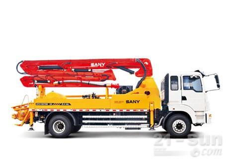 三一SYM5165THB DD 25混凝土泵车25米C8系列