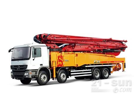 三一SY5419THB560C-8混凝土泵车56米C8系列