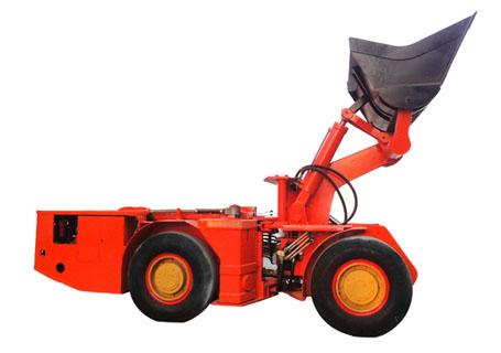 兴旺达XYWJD-2地下电动铲运机