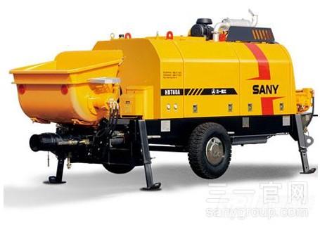 三一HBT6013C-5S拖泵