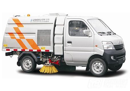 盈峰环境ZLJ5020TSLE4清扫机