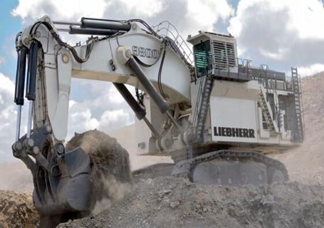 利勃海尔R9800矿用beplay官方在线客服