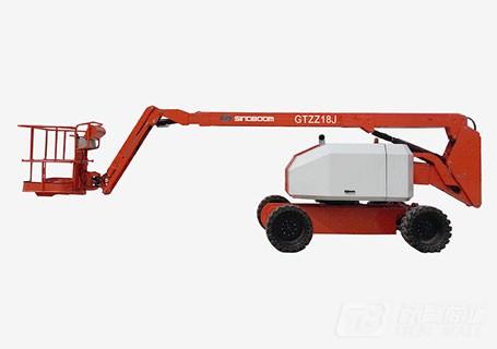 星邦重工GTZZ18J曲臂式高空作业车