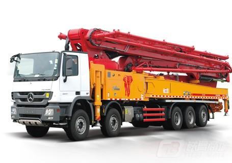 三一SY5530THB 620C-8 C8系列混凝土泵车