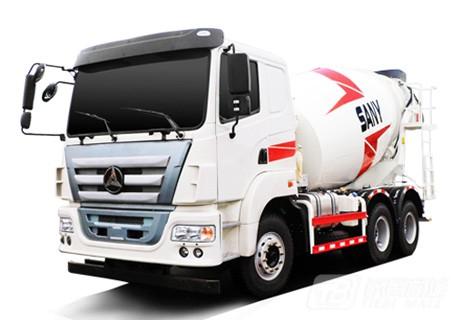 三一HQC5316GJB1D/408C8Y混凝土搅拌运输车C系列