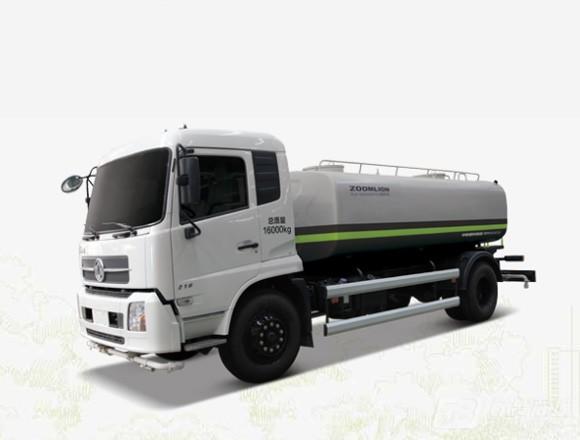 盈峰环境ZLJ5183GQXDFE5低压清洗车