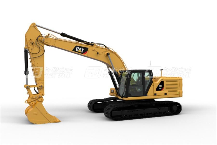 卡特彼勒新一代CAT® 330液压挖掘机