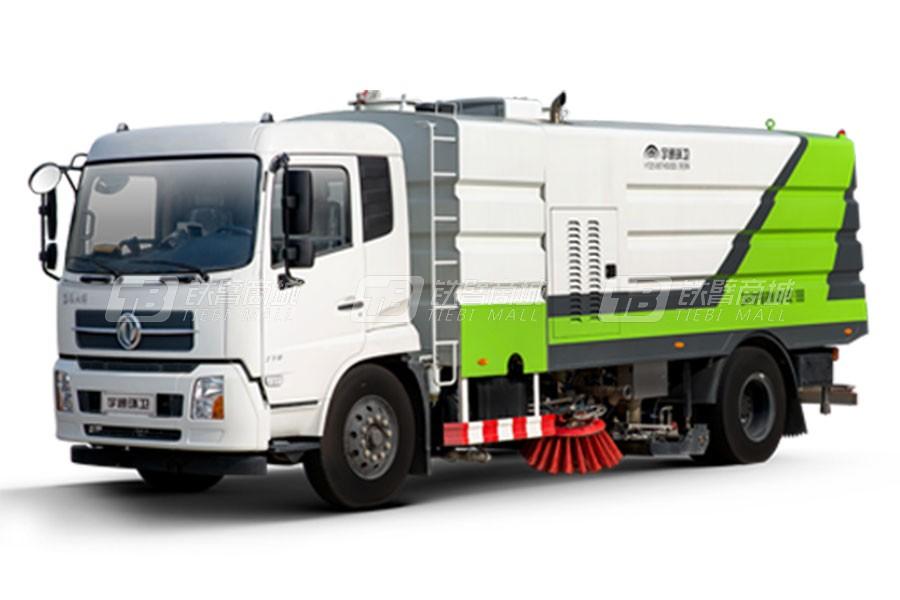 宇通环卫YTZ5180TXS20D5洗扫车(4.7米轴距)