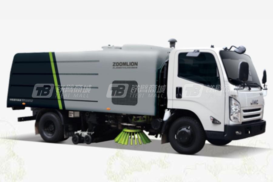 盈峰环境ZLJ5080TXSJXE5洗扫车