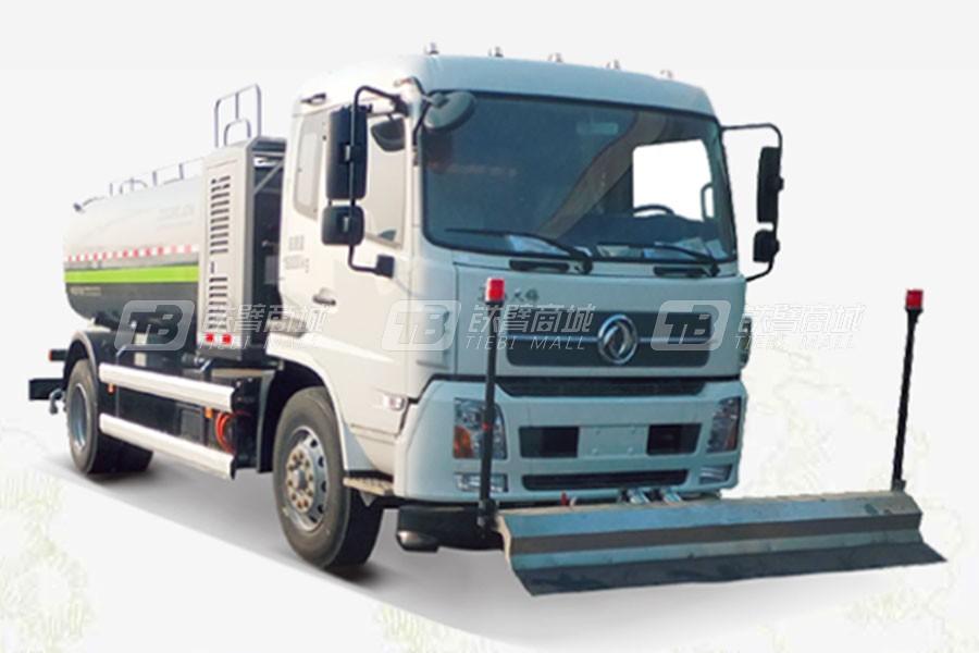 盈峰环境ZBH5182GQXEQBEV高压清洗车