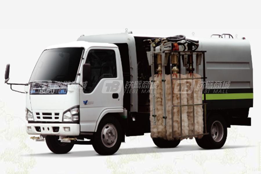 盈峰环境ZLJ5070GQXQLE5护栏清洗车