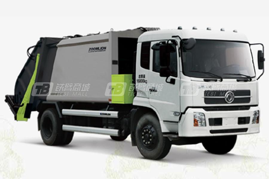 盈峰环境ZLJ5180ZYSDFE5美系压缩式垃圾车