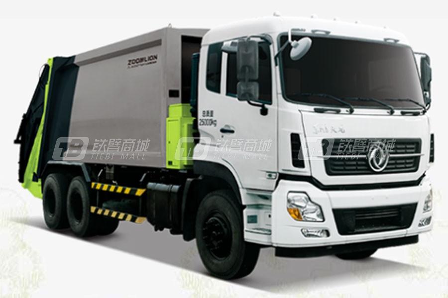 盈峰环境ZLJ5251ZYSDFE5美系压缩式垃圾车