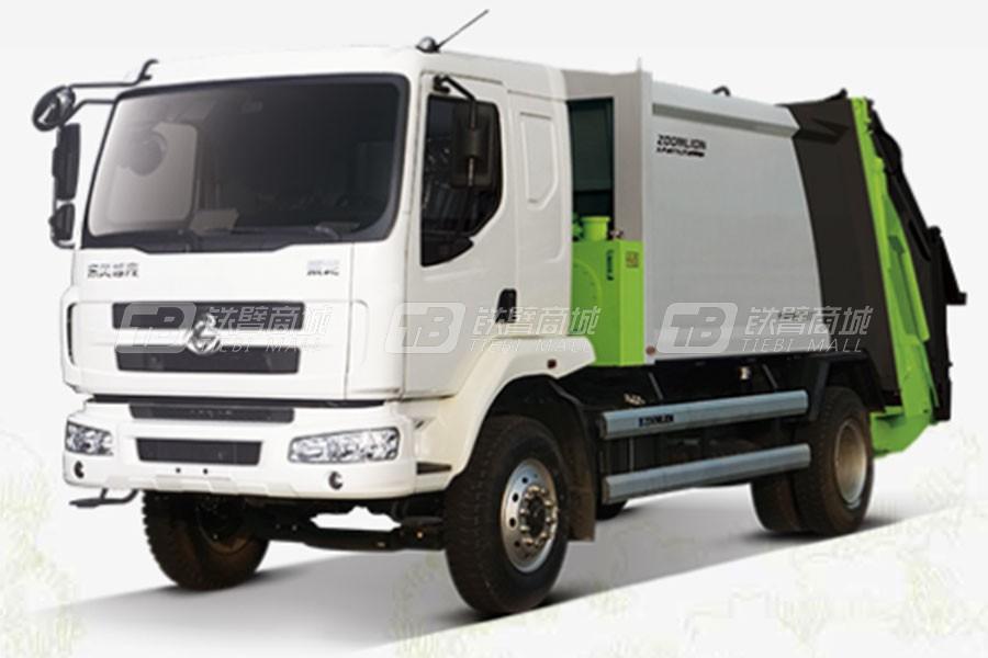 盈峰环境ZLJ5160ZYSLZE5美系压缩式垃圾车