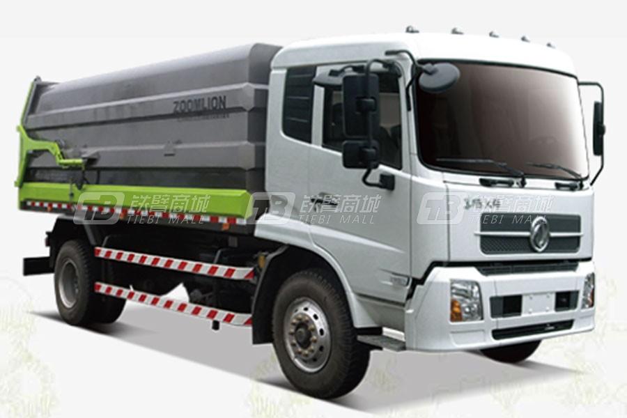 盈峰环境ZLJ5160ZDJDFE5压缩式对接垃圾车