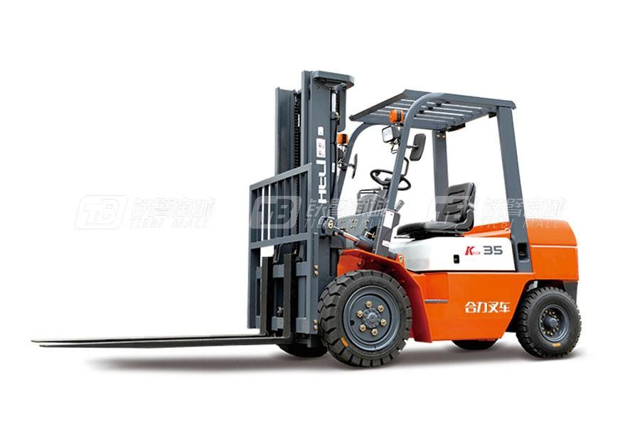 合力CPC30/CPCD30K系列3吨柴油平衡重式叉车
