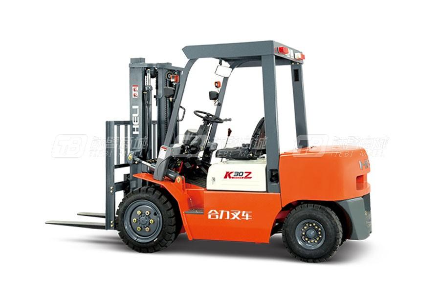 合力CPC30(K系列 3-3.8吨内燃平衡重式出租叉车)