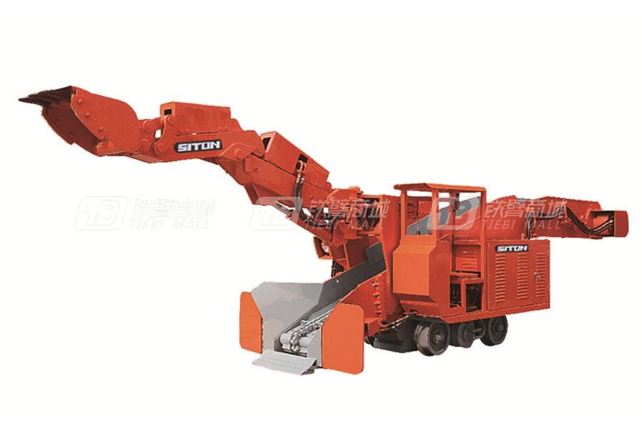 鑫通ZWY-120/45G轨轮式扒渣机
