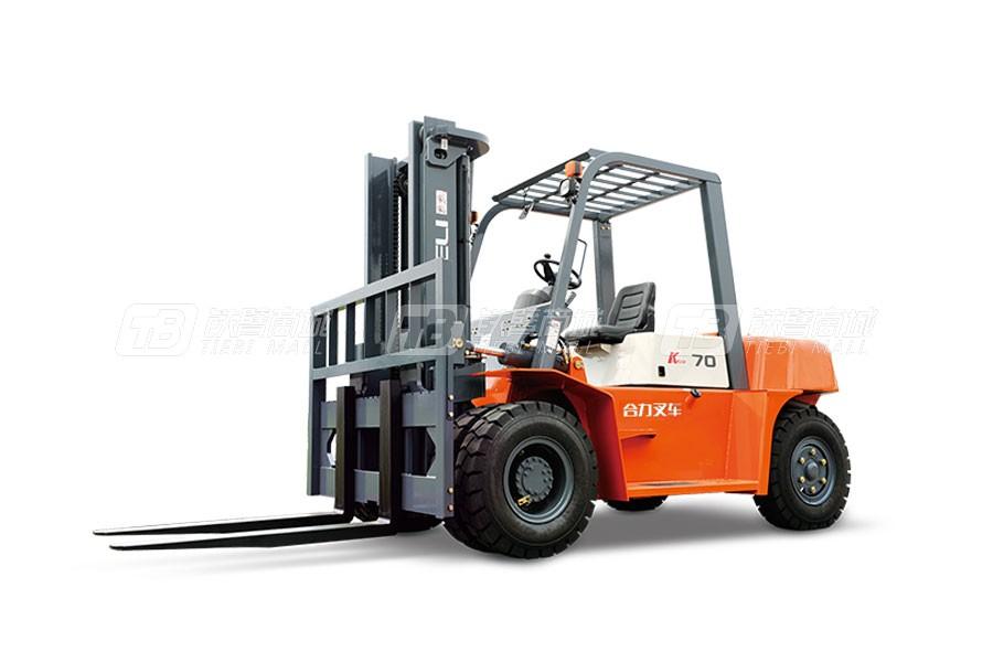 合力CPCD50K系列5吨柴油平衡重式叉车