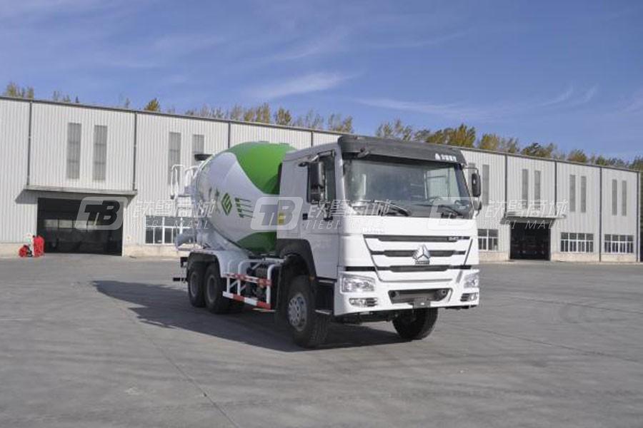 宏昌天马G500-5JB混凝土搅拌运输车