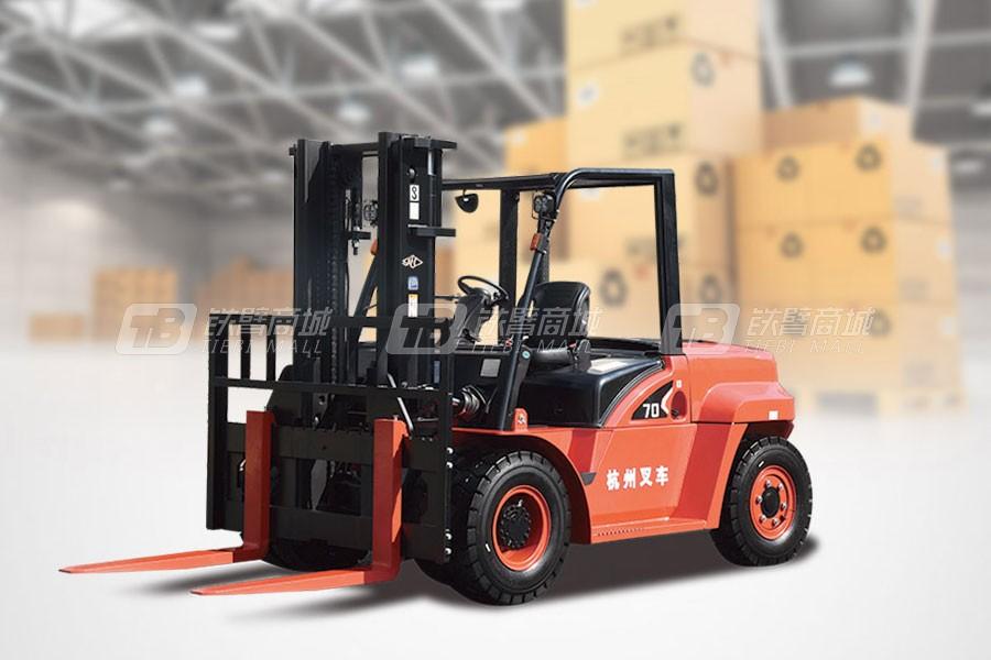 杭叉CPCD100-XRG7710吨X系列内燃叉车