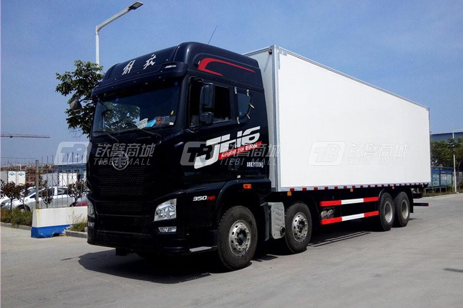 青岛雅凯CA5310XLCP25K2L7T4E5A80冷藏车