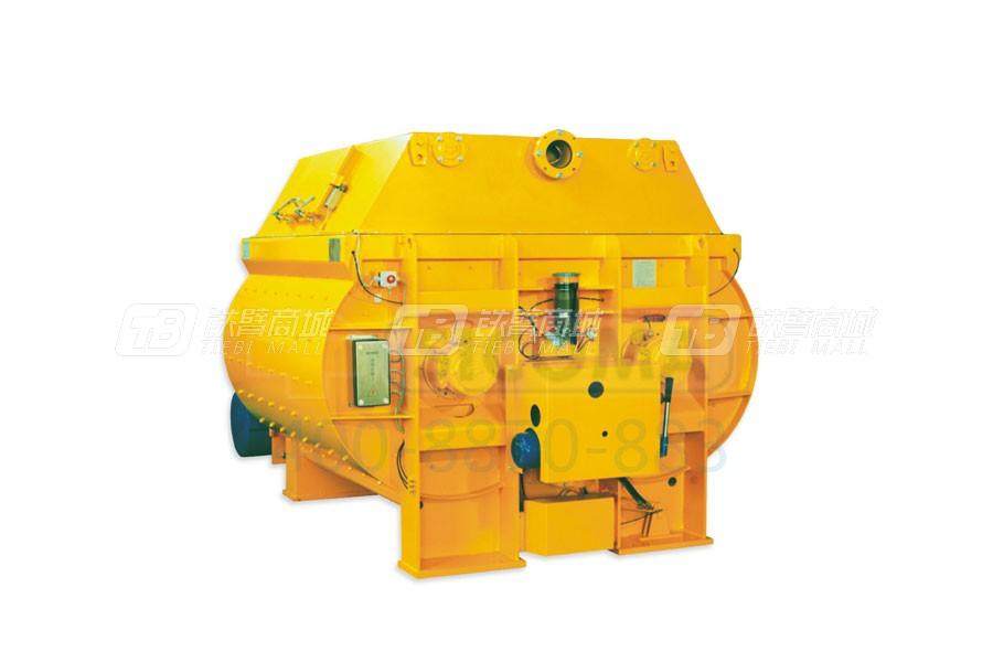 仕高玛MEO3000/2000经济型双卧轴商品混凝土搅拌机