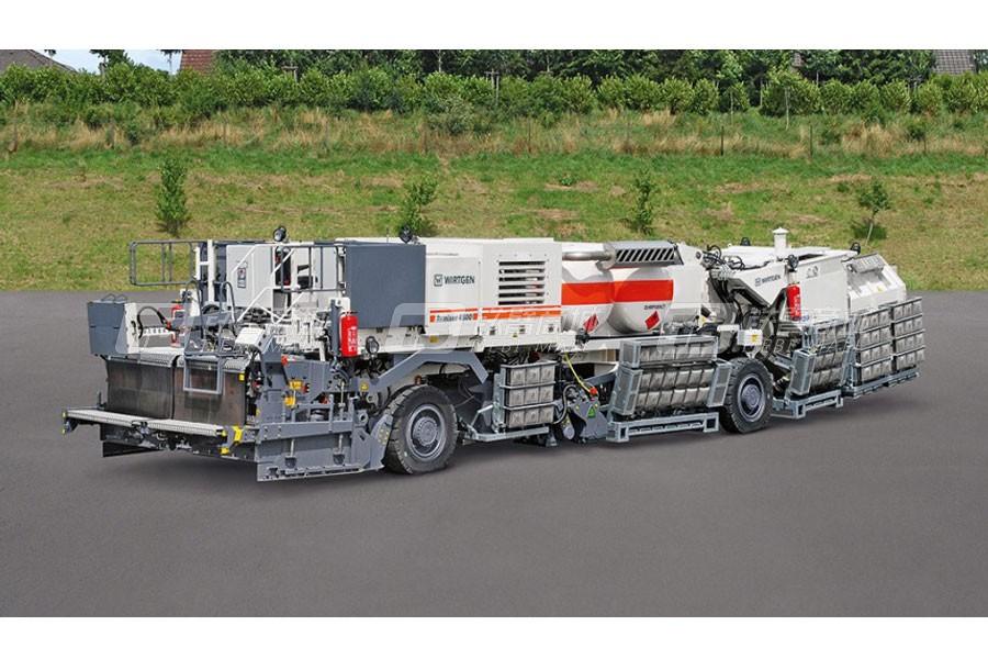 维特根RX 4500热再生机