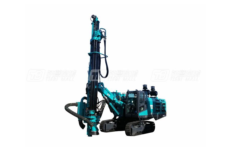 山河智能SWDE120A一体化潜孔钻机