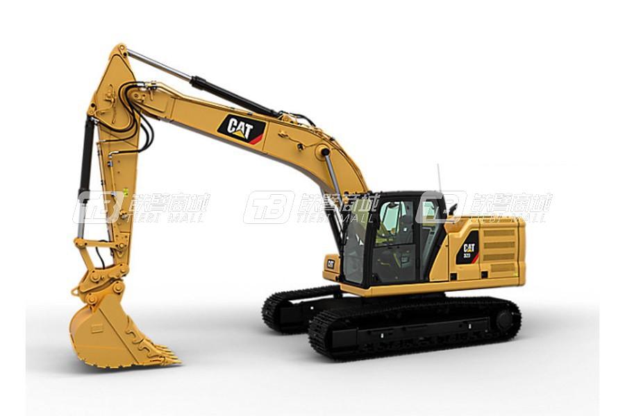 卡特彼勒新一代CAT^r 323液压beplay官方在线客服