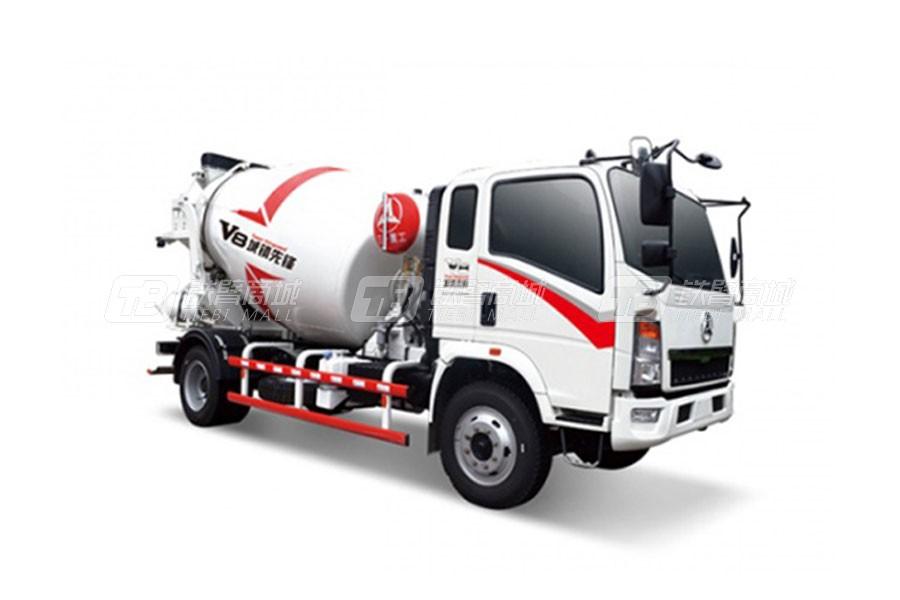 三一SY204 V8(Ⅳ)混凝土搅拌运输车