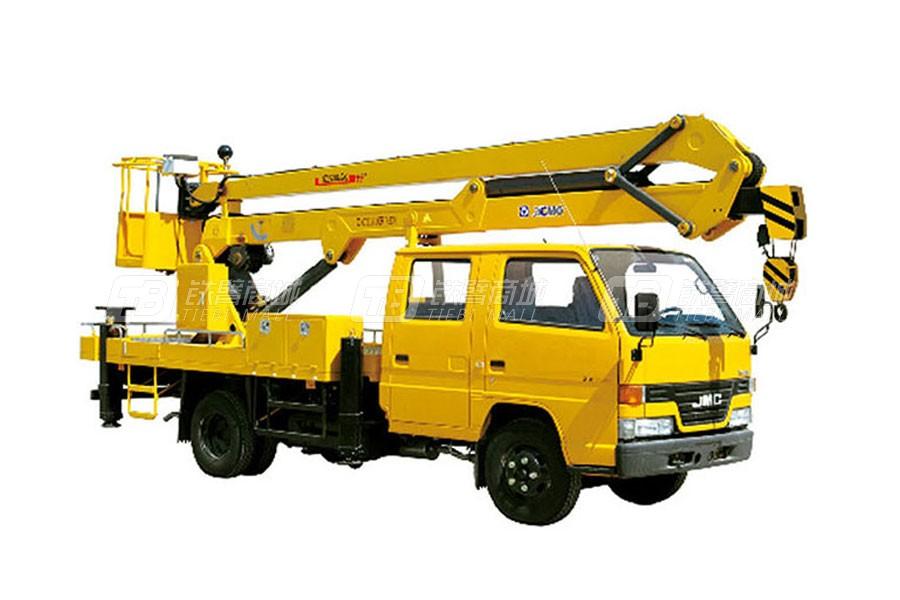 徐工XZJ5064JGK折叠臂高空作业车