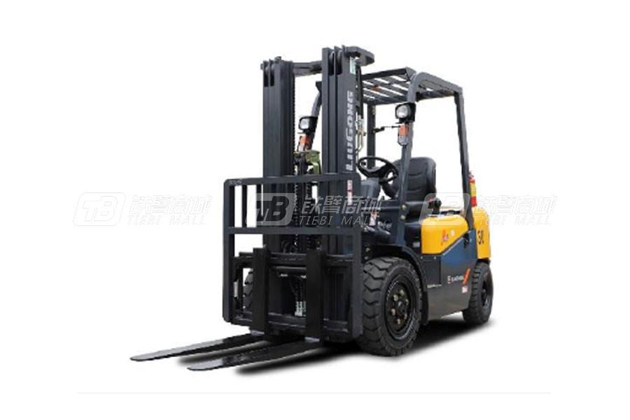 柳工CPCD35内燃3.5T平衡重式叉车