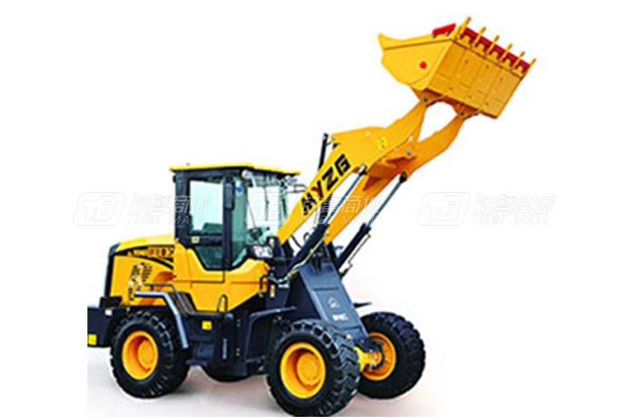 明宇重工ZL938D轮式装载机