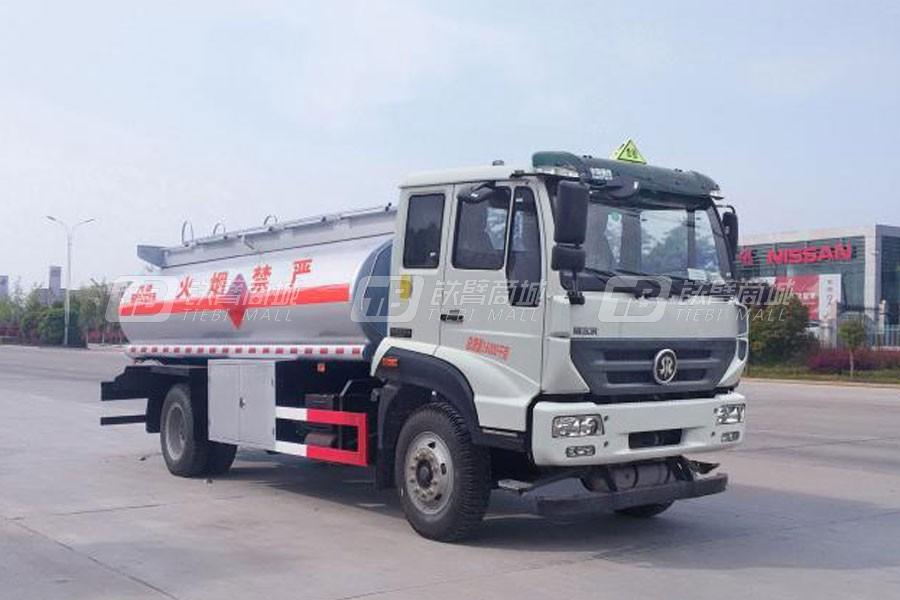 中国重汽斯太尔M5G4×2 运油车