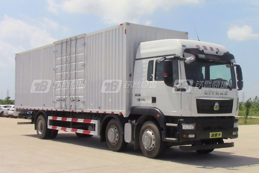 中国重汽汕德卡G5普通载货车