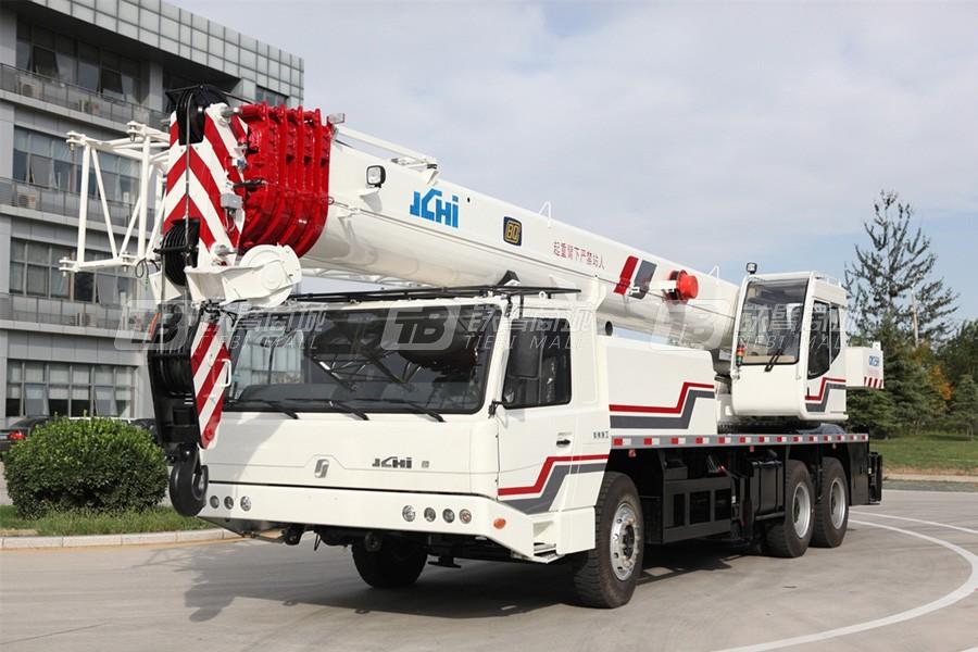 京城重工QY25H液压汽车起重机
