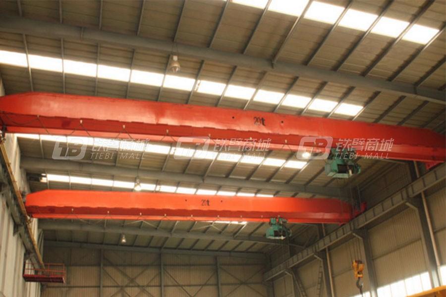 华中建机LD20电动单梁桥式起重机