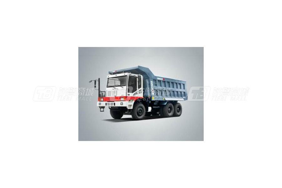 潍柴特种车YZT3864潍柴坦克 90矿用卡车