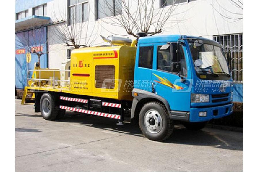铁力士HDT5120THB车载式混凝土输送泵