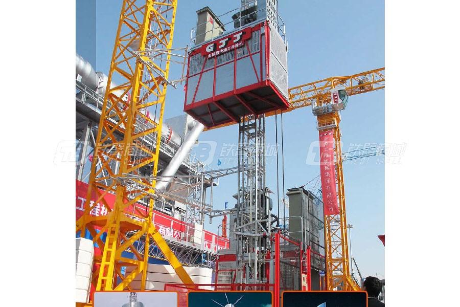 京龙SCD200/200G高速施工升降机