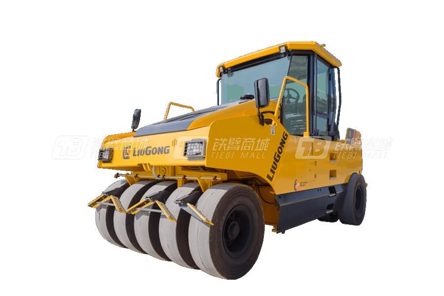 柳工6526E轮胎压路机