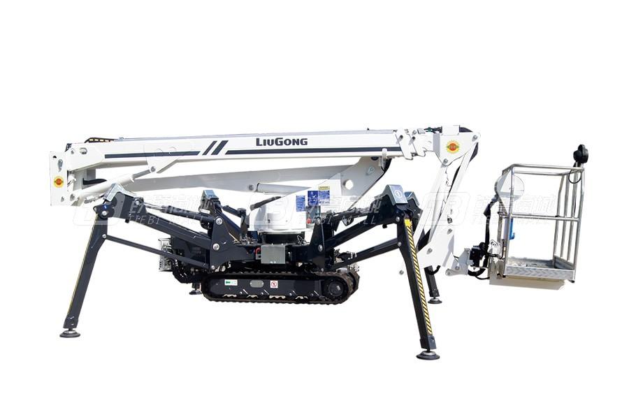 柳工PSA210CS曲臂式高空作业平台