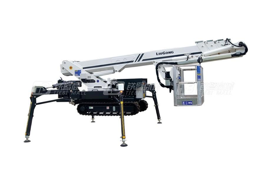 柳工PST300CS曲臂式高空作业平台