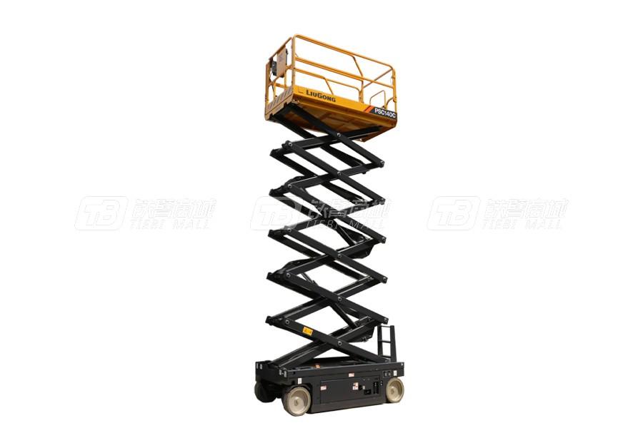 柳工PSC140C剪叉式高空作业平台