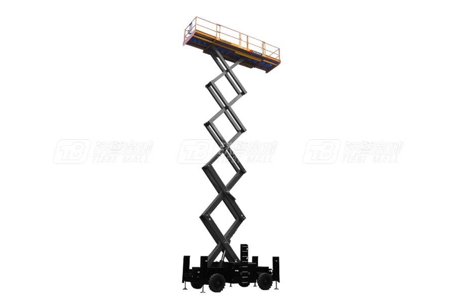 柳工PSC180CR剪叉式高空作业平台