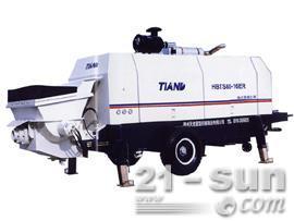 鑫天地HBTS80-16ER拖泵