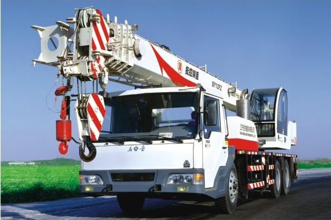 抚挖重工QY12FZ汽车起重机